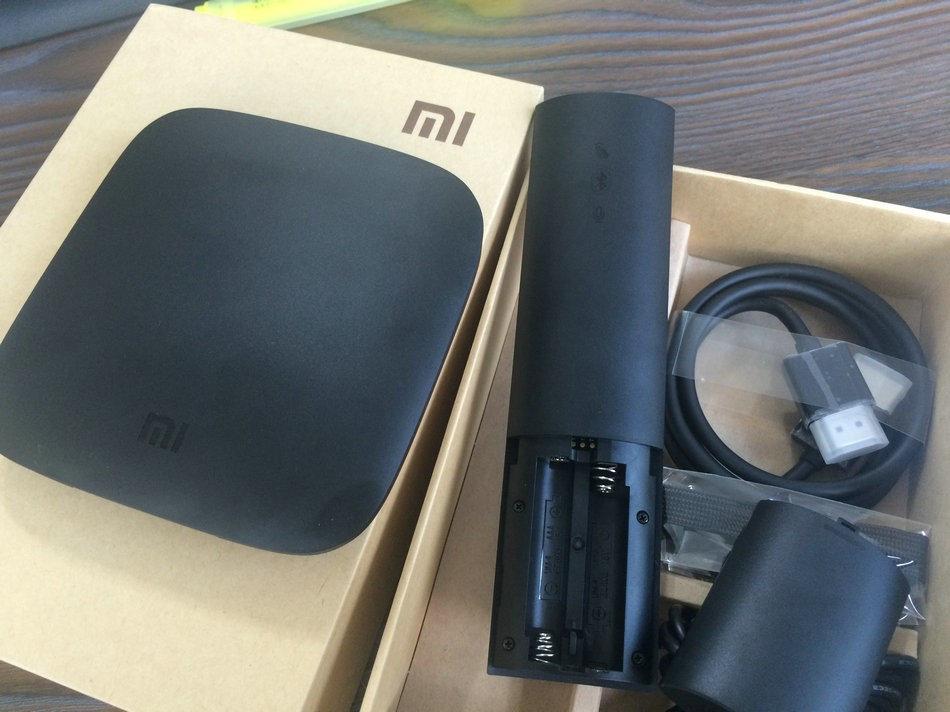 Xiaomi Mi Box 3 Box unpacking 3