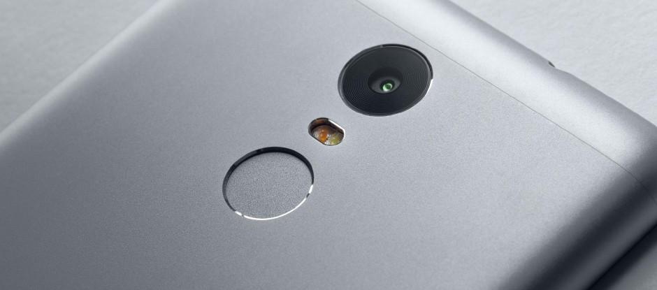 Дизайн Xiaomi Redmi Note 3