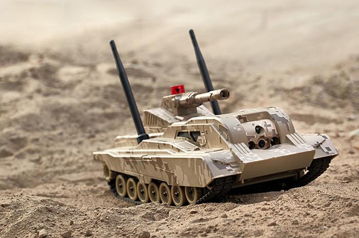 Преимущества Original Xiaomi WiFi Tank Model Toys