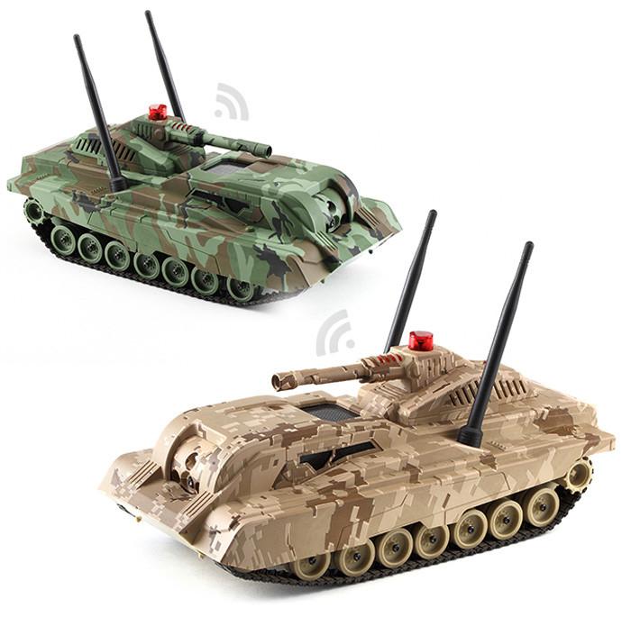 Обзор Original Xiaomi WiFi Tank Model Toys
