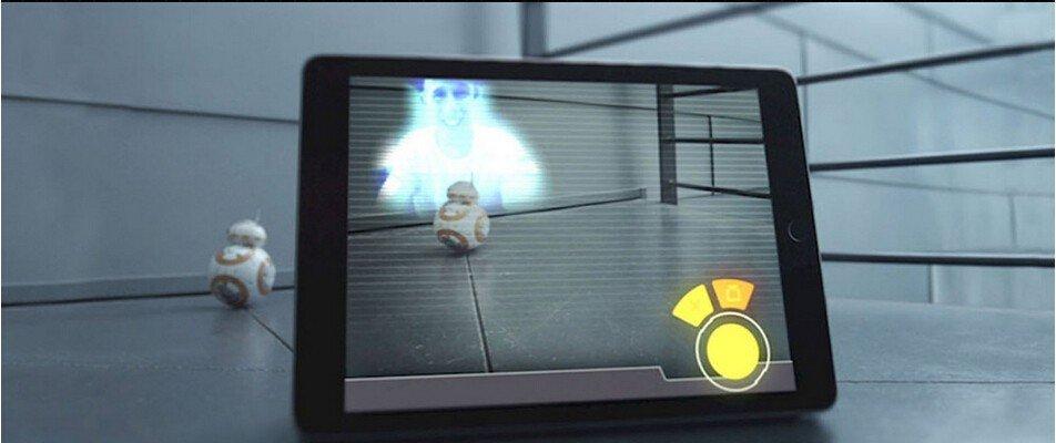 Преимущества Orbotix Sphero BB-8 StarWars Droid