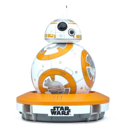 Обзор Orbotix Sphero BB-8 StarWars Droid