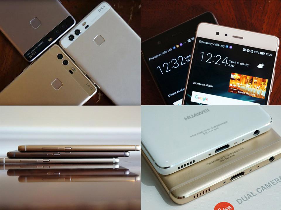 Комплектация Huawei P9