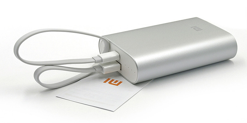 Преимущества Xiaomi Power Bank