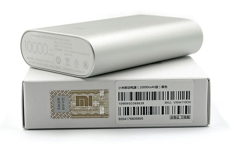 Обзор Xiaomi Power Bank