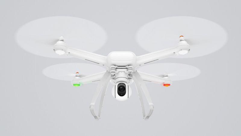 Обзор Xiaomi MI DRONE