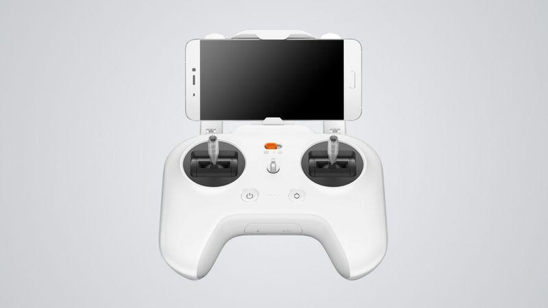 Приложение для квадрокоптера Xiaomi MI DRONE