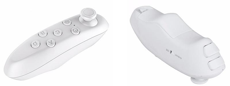 Комплектация беспроводного контроллера