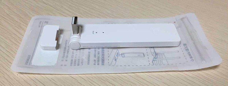 Дизайн Xiaomi Mi WiFi Amplifier