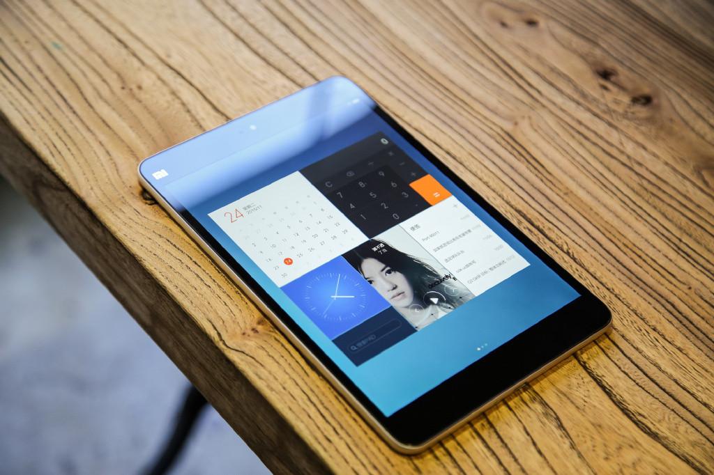 Обзор Xiaomi mi pad 2