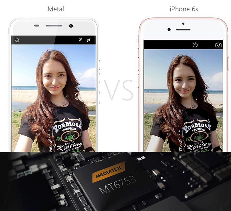 Дисплей Ulefone Metal 4G