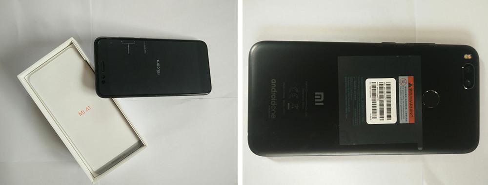 Преимущества Xiaomi Mi A1