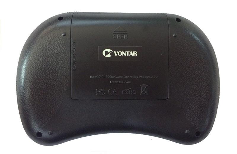 Задняя сторона мини клавиатуры Vontar i8